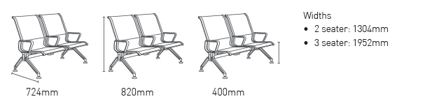 PUBLIC SEATING Type 2