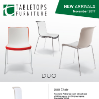 DUO New arrival November 2017