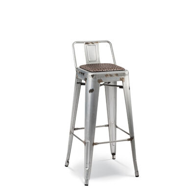 EON BARSTOOL COMPACT WITH BACK