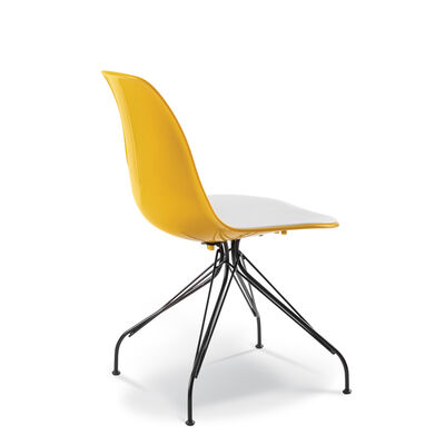 TAMAGO CHAIR STEEL LEG