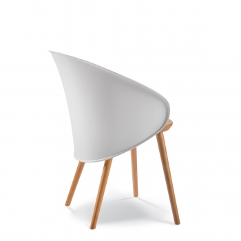 BLOG ARMCHAIR - Blog armchair white