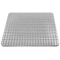 INOX Top 600x600mm SPECIAL OFFER